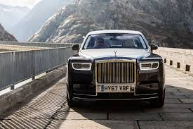 2018 rolls royce phantom first drive review automobile magazine
