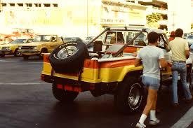 jeep honcho stepside roger mear u0027s jeep honcho race dezert