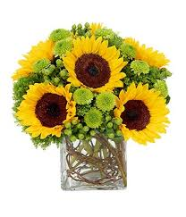 sunflower bouquet sunflower at from you flowers