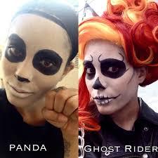 ghost rider cosplay at new york comic con 2015 nubia u0027s nonsense
