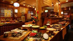 Eat All You Can Buffet by Viking Buffets In Japan