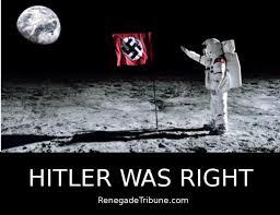 Astronaut Meme - the reich was right meme contest winners