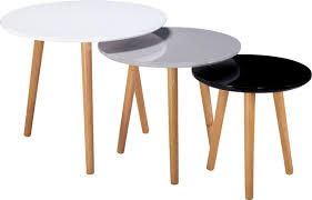 Pictures Of Tables Homestead Living Phillipston 3 Piece Nest Of Tables U0026 Reviews