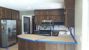 how to refinish kitchen cabinets tips for refinishing kitchen cabinets this house