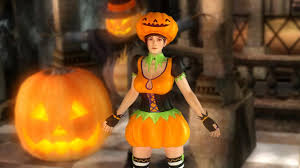 dead or alive 5 celebrates halloween with a massive costume pack