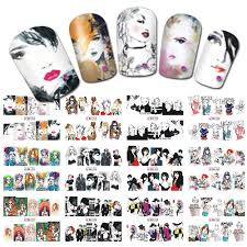 cool nail patterns promotion shop for promotional cool nail