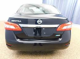 nissan sentra fuel tank capacity 2014 used nissan sentra 4dr sedan i4 cvt s at north coast auto