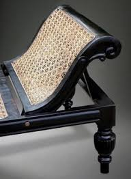 anglo indian daybed in ebony