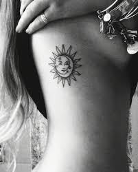 sun and the moon 1000 ideas about sun moon tattoos on