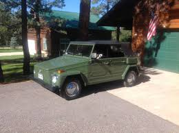 1974 volkswagen thing vw thing for sale in colorado volkswagen 181 classifieds 1973 74