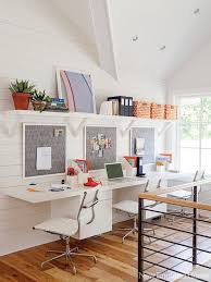 Floating Desks Floating Desk Contemporary Den Library Office New England Home