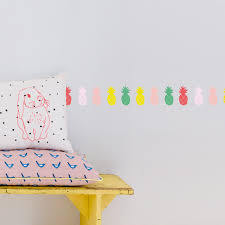frise pour chambre frise murale fantaisie frises originales pour chambre bébé