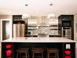 kitchen colorful kitchen design ideas from hgtv marvelous