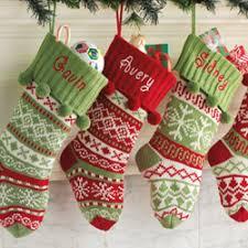 personalized knit argyle snowflake findgift