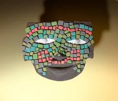 aztec mosaic mask crayola com