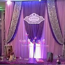wedding backdrop curtains for sale express free shipping 3mx3m customized color wedding backdrop