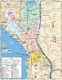 seattle map usa seattle map maps seattle washington usa