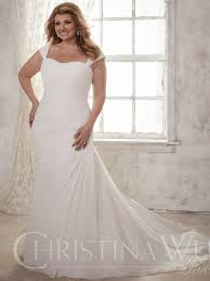 wu wedding dresses wu 29275 cap sleeves chiffon floor length bridal