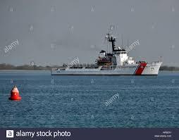 class cutter the u s coast guard reliance class cutter venturous pulls into
