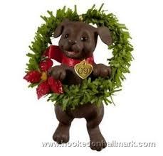 2009 puppy hallmark keepsake ornament at hooked on hallmark