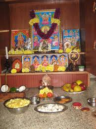 home decoration of ganesh festival ganesh chaturthi 2010 uniquely priya