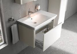 vitra t4 washbasin with offset bowl elite bathrooms is one of