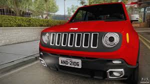 jeep banshee jeep renegade 2017 for gta san andreas