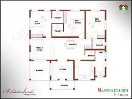 single house plans wonderful single floor 4 bedroom house plans kerala corepad 3