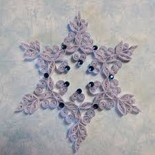 642 best quilling snowflakes images on quilling