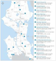 Seattle Monorail Map by Icymi Seattle Gets Six New Safety Zones With Speed Cameras
