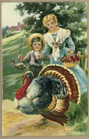 362 best vintage thanksgiving images on vintage