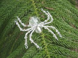 192 best beaded spiders christmas spiders and beaded webs