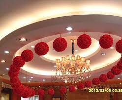stunning red rose decorations weddings 80 in wedding reception