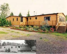 modular home with wood siding modular home curb appeal