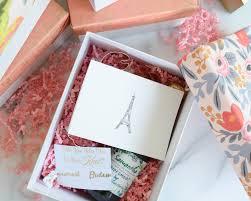 bridesmaid boxes lobster bridesmaid boxes sweet sundays