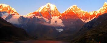 peruvian andean trek inca trail to machu picchu salkantay