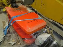 seatrax 42 ton crane block