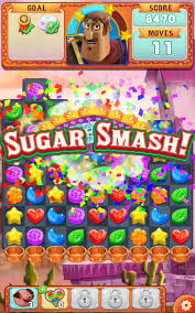 sugar smash book free match 3 games android apps