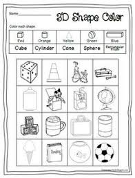 love this printable on shapes easy practice math class magic