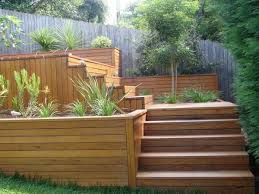 Small Sloped Garden Design Ideas Small Steep Garden Ideas