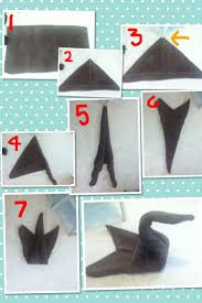 Bathroom Towel Folding Ideas 13 Best Swan Towels Images On Pinterest Swans Towel Animals And