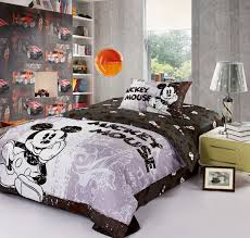 Minnie Bedroom Set by Mickey Mouse Black Disney Bedding Sets Disney Bedding