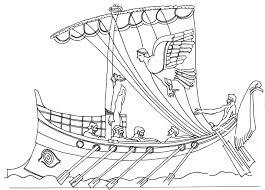 viking ship template youtuf com