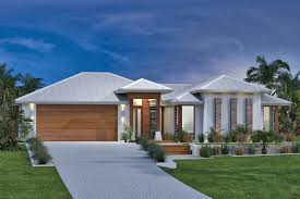 Home Designs In Queensland by Mandalay 338 Element Series Exterior Design Resort Façade