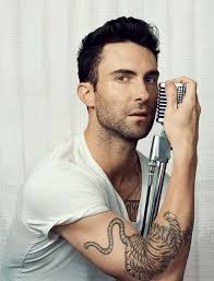 50 things you didn t about adam levine he s ambidextrous