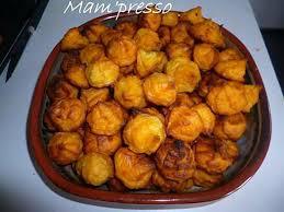 patate douce cuisiner recette de pommes dauphines à la patate douce