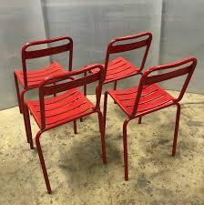 chaise tolix ancienne chaise tolix