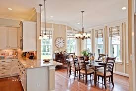 colonial kitchen lighting decor color ideas contemporary in