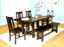 picnic table seat cushions table with bench seat dining table bench seats easy slipcover seat