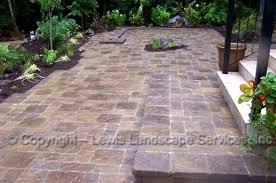 laying pavers over concrete patio patio u0026 pergola amazing concrete patio pavers excellent ideas